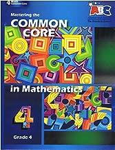 Mastering the Common Core in Mathematics Grade 4 (Mastering)