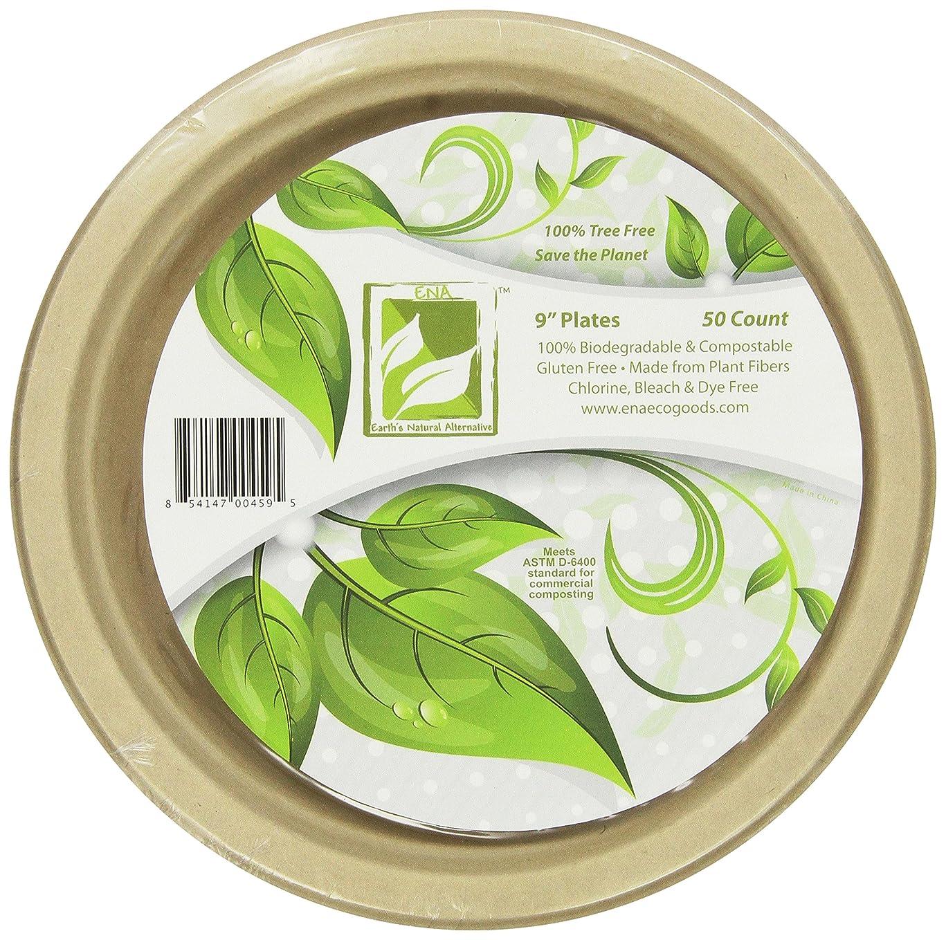 Earth's Natural Alternative Eco-Friendly, Natural Compostable Plant Fiber 9