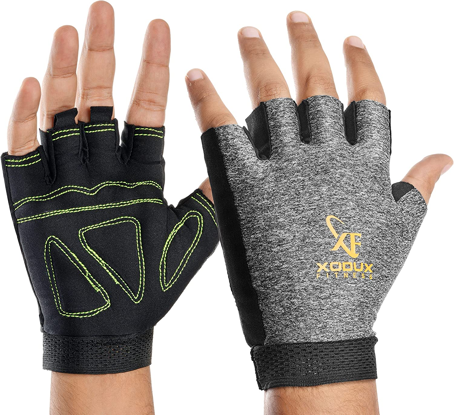 Xodux Fitness Workout Gloves Max 54% OFF Lightweight Fitn for Breathable Max 83% OFF and