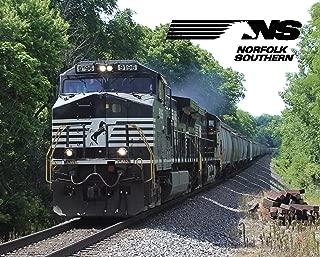 Norfolk Southern Dash 9-44CW Train 8