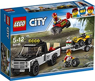 LEGO City ATV Race Team 60148 Playset Toy