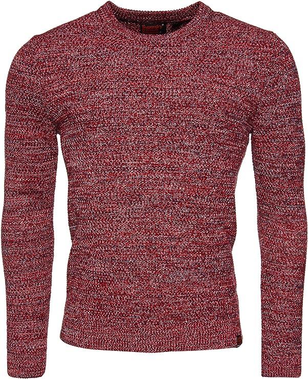 Superdry Upstate Crew suéter para Hombre