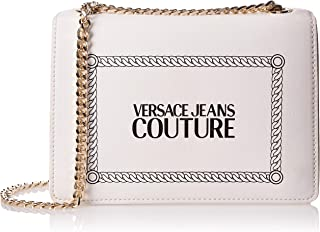 Versace Jeans Couture Shoulder Bag for Women- White
