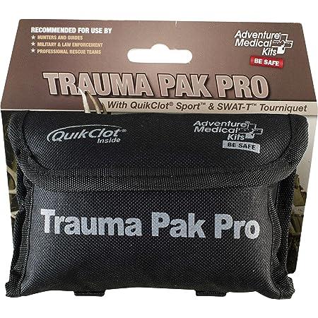 Adventure Medical Kits Trauma Pak Pro with QuikClot & Tourniquet