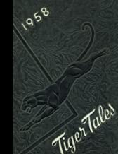 (Reprint) 1958 Yearbook: Crystal Lake Central High School, Crystal Lake, Illinois