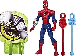 Marvel Ultimate Spider-Man Web Warriors Web Slingers Spider-Man Figure