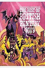 Best of British Fantasy 2019 Kindle Edition