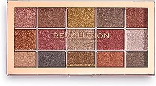 Makeup Revolution RevolutionFoil Frenzy Fusion Eyeshadow Palette, Multi, 30 g