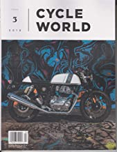 Cycle World Issue 3 2019 Royal Enfield Continental GT (Motorcycles)