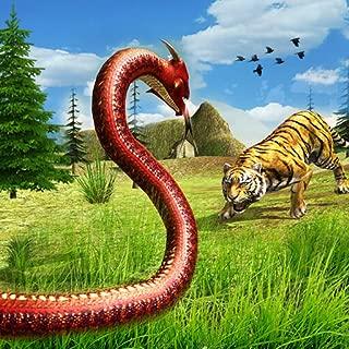 Anaconda Simulator 2018 - Animal Hunting Games