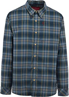 Beacon Men's Flannel Shirt | High-Performing Stretch Flannel Shirt for Men