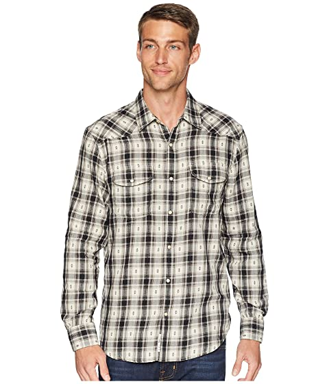 dddf79abe0 Lucky Brand Dobby Western Shirt at 6pm