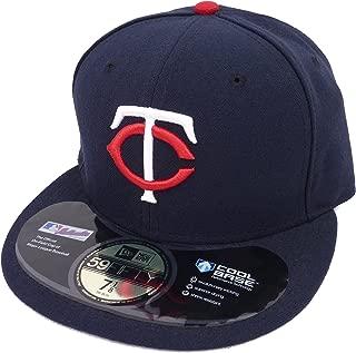 New Era ニューエラ MLB Minnesota Twins ミネソタ ツインズ ベースボールキャップ【並行輸入品】
