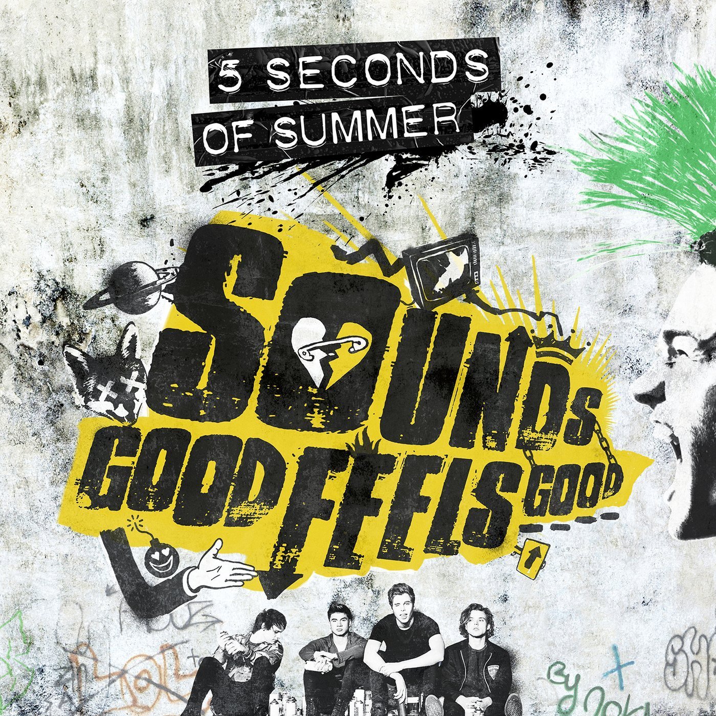 Sounds Good Feels Good: 5 Seconds Of Summer: Amazon.es: Música