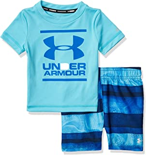 Under Armour Boys' UA Volley Set