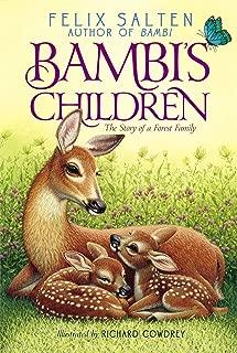 bambi's children felix salten