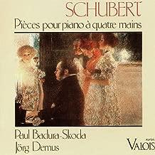 Schubert: Pièces pour piano à quatre mains (Piano de concert modèle 290 Impérial Bösendorfer)