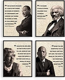 African American Art Black History Posters for Classroom - by Haus and Hues   Black History Month Decorations & African Am...
