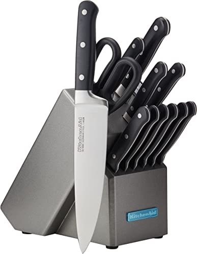 wholesale KitchenAid lowest Cutlery Classic Forged 2021 14PC outlet sale