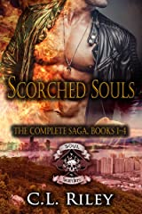 Scorched Souls: The Complete Saga: Books 1-4 Kindle Edition