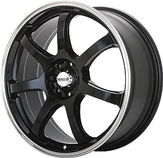 Maxxim Knight Gloss Black Wheel (17x7