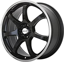 Maxxim Knight Gloss Black Wheel (17x7