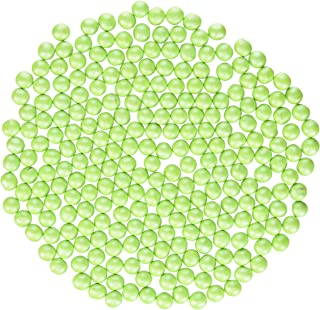 Sweetworks Sixlets Shimmer, Lime Green, 2 Pound