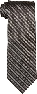 Bruno Piattelli Men's Formal Stripe Silk Tie