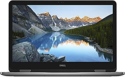 戴尔 Inspiron 17-R 7773 43.9 厘米(17.3 英寸 FHD)笔记本电脑(英特尔酷睿 i7-8550U,512GB 固态硬盘,NVIDIA GeForce MX150 带 2GB GDDR5,触摸屏,Win 10 家庭版 64 位德国版)灰色