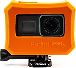 Bodhi Floaty Case, Orange for GoPro Hero 7, Hero 6, Hero 5 Black and Hero 2018