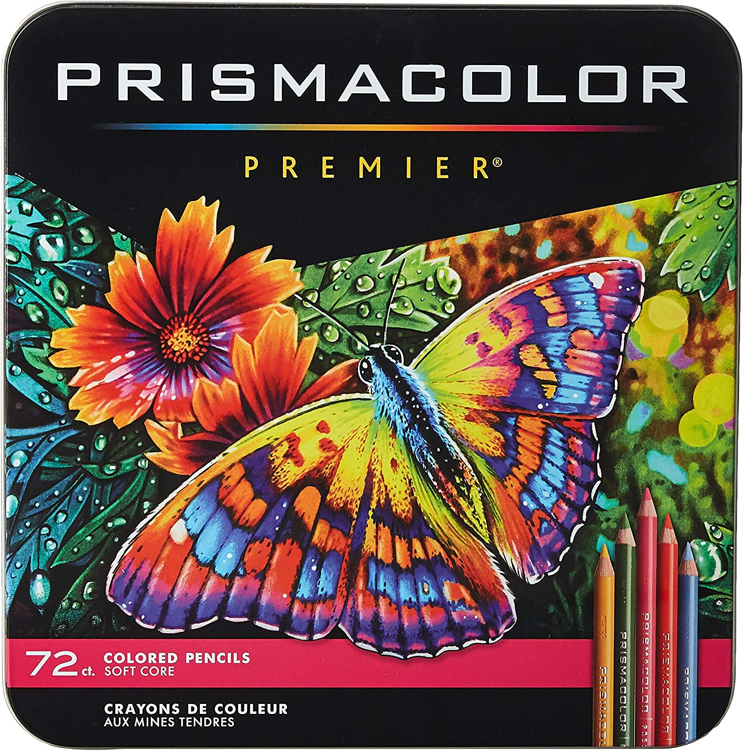 Premier Colored Pencils Art Supplies Sketching Animer and price revision A for Drawing Sale SALE% OFF