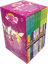 Rainbow Magic The Magical Party Collection 21 Books Set Including 3 Series (Rainbow Fairies, Party Fairies & Pet Keeper Fairies)