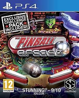 Pinball Arcade Sony Playstation 4 PS4 Game UK
