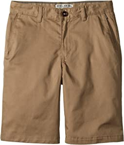 Billabong Kids Carter Shorts (Big Kids)