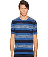 Missoni - Fiammato Rigato Short Sleeve Knit