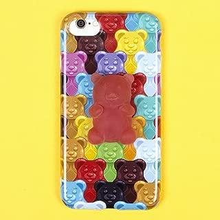 Thumbsup UK, Squishy Gummy Phone Case, iPhone 6/6s, 7, 8, Multicolored
