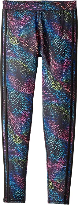adidas Kids - Printed Tights (Big Kids)