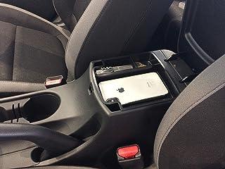 Shazzy Car Accessories Bandeja Consola Central para Hyundai Kona 2018-