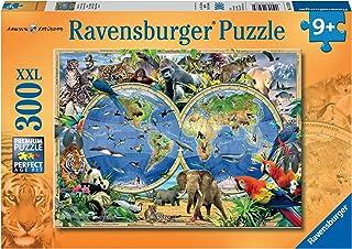 Ravensburger - 13173 - Puzzle Enfant Classique - Le Monde Sauvage - 300 Pièces