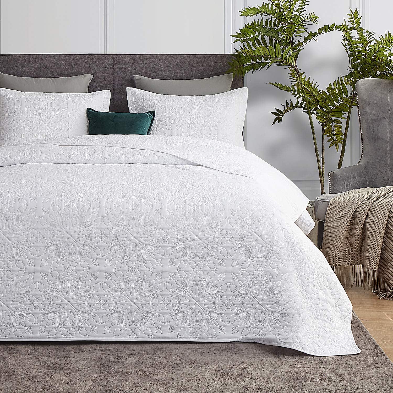 Hansleep Quilt Set Lightweight Decor New popularity Comforter Bed Coverlet Surprise price