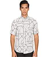 McQ - Short Sleeve Shields 01 Button Up