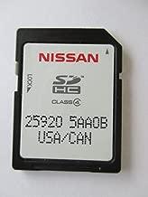 5AA0B 15 16 NISSAN CONNECT SD CARD LATEST UPDATE , NAVIGATION GPS MAP DATA , NAVTEQ , NA/NORTH AMERICA US CANADA 2015 2016 MURANO 25920-5AA0B