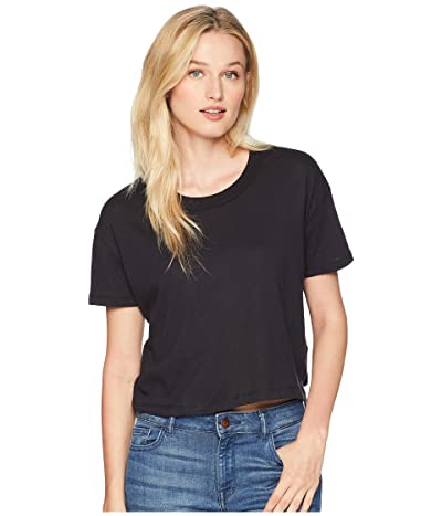 Alternative Headliner Cropped Tee (Black) Women