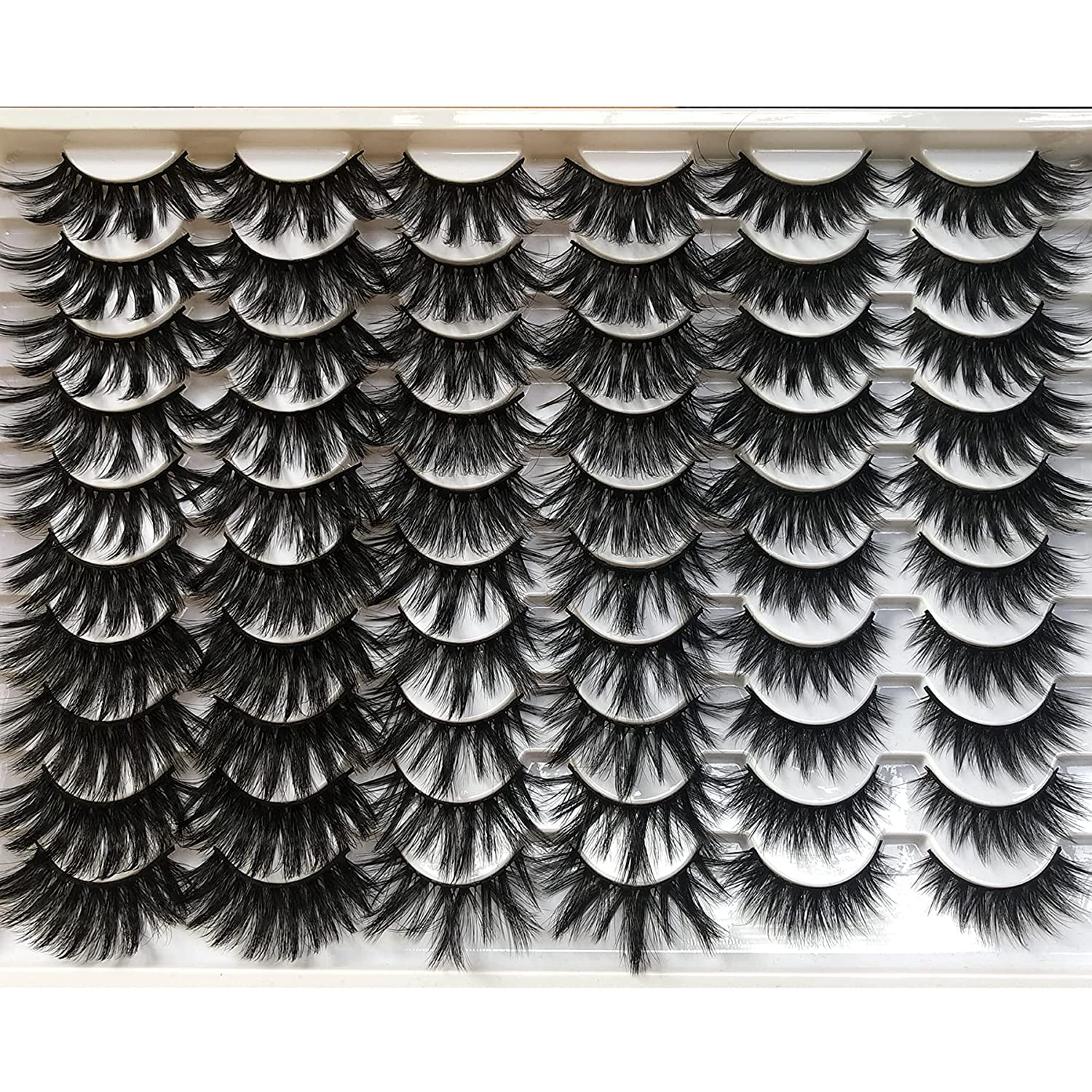 Gmagictobo Fluffy Mink 5% OFF Free shipping on posting reviews Eyelashes Dramatic 20MM Wholesale Thick