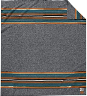 Pendleton - Olympic Grey National Park Blanket, Queen