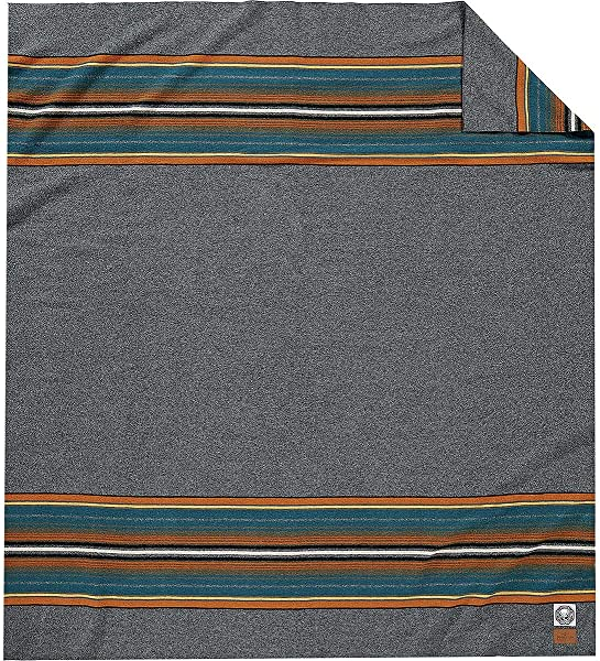 Pendleton Olympic Grey National Park Blanket Queen