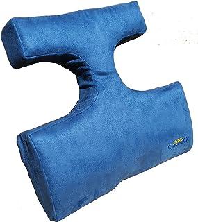 Almohada Salvapecho, almohada para el pecho, almohada de lactancia, almohada mastitis, almohada implantes de mama, cáncer de mama (blu)