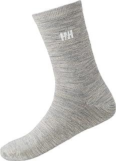 Helly Hansen, Everyday Wool Socken Calcetines, Unisex Adulto