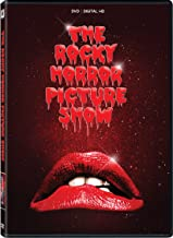 The Rocky Horror Picture Show [DVD] cover