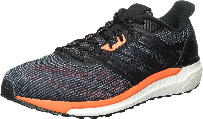 Adidas Men's Supernova M Low-Top Sneakers, blue Scuro   silver